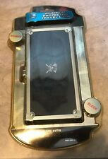 Aluminunum Metal Storage Travel Carrying Case For SONY PSP System Games NEW