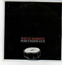 (CZ146) White Rabbits, Percussion Gun - 2009 DJ CD