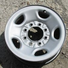 "CHEVY - GMC TRUCK OR VAN  8 lug 16""  STEEL  WHEEL - (OEM) - ONE PIECE"