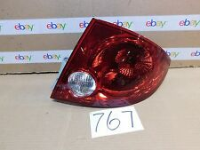 05 06 07 08 09 Cobalt 4 Door PASSENGER Side tail light Used rear Lamp #767-T