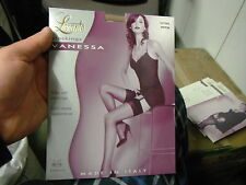 Levante Vanessa 15 Denier Naturel Medium Satin Matte Silky Soft Stockings