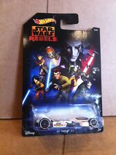 Hot Wheels Diecast-Star Wars Rebeldes-Jet amenaza 3.0 - 8/8 - Franqueo Combinado