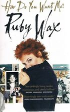 How Do You Want Me? by Wax Ruby - Book - Paperback - Biography Australian