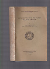 The Oxystomatous and Allied Crabs of America, by Mary J. Rathbun, 1937 1st ed