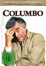 COLUMBO (Peter Falk), Staffel 9, 5 DVDs NEU+OVP