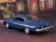 1961 61 CHEVY IMPALA 1/64 SCALE COLLECTIBLE DIECAST MODEL DIORAMA OR DISPLAY