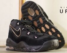 Nike Air Max Uptempo Black/Metallic Red Bronze 311090-003 Size 9.5 More Pippen