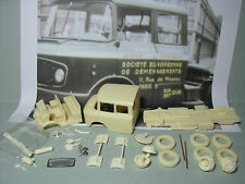 CAMION  CITROEN  T60   HEULIEZ   NEW  VERSION   4  PORTES  VROOM   KIT  1/43