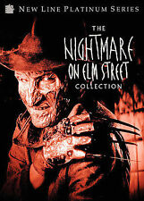 NIGHTMARE ON ELM STREET PLATINUM COLLECTION DVD New