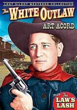 Western Double Feature: White Outlaw 1929-Silent/ Laws Lash Klondike the Wonder
