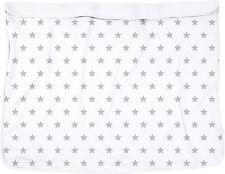 Xplorys dooky Manta Cochecito de bebé/toddlertravel Confort Plata Estrellas BN
