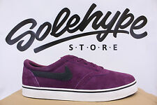 NIKE SB VULC ROD MULBERRY PURPLE BLACK WHITE 429530 501 SZ 11