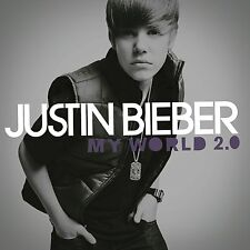 JUSTIN BIEBER : MY WORLD 2.0  (LP Vinyl) sealed
