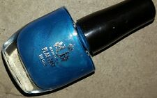 New! Rimmel PLAY FAST Nail Color Nail Polish in CHILL #810 Blue