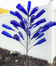 """Cubby's - The """"Haint Chaser"""" Bottle tree SIX FEET high and holds 36 bottles!"""