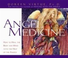 Angel Medicine: by Doreen Virtue How to Heal the Body and Mind with the Audio CD