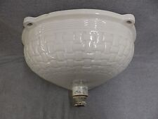 Antique Viterious China Marble Sink Basin Meyers Sniffen Old Vtg Plumbing 679-16