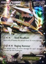 Pokemon TCG XY PRIMAL CLASH : AGGRON EX 93/160 ULTRA RARE HOLO