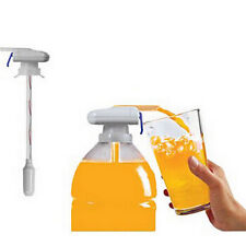 Electric Automatic Water & Drink Spill Proof Beverage Tap Magic Dispenser