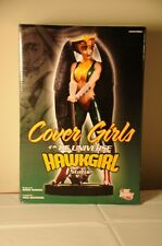 HAWKGIRL Cover Girls of the DC Universe - NIB - LE: 2769/5000 - CUTE N SEXY!