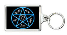 SUPERNATURAL DEVIL'S TRAP KEYRING LLAVERO SOBRENATURAL