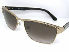 Police Stunning Cool Sunglasses S8851 8FF Gold Brown Shades Fashion Accessory