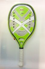 RACCHETTA BEACH TENNIS MBT SPEED RAQUETE RACKET RAQUETTE