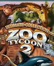 ZOO TYCOON 2:  ULTIMATE COLLECTION (PC, 2008)