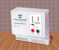 Fully Automatic Water Level Controller & Water Level Indicator For 3 Phase Motor