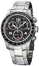 Tissot T0394171105702 T-Sport V8 Men's Black Dial Chronograph Watch New in Box