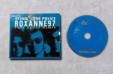 """CD AUDIO MUSIQUE / STING & THE POLICE """"ROXANNE '97 (PUFF DADDY REMIX) 1997 ROCK"""