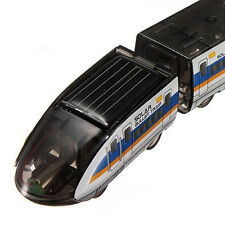 Solaration 5028 Solar Bullet Train and Light Rail Transit Toy Kit