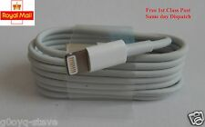 GENUINE Ipad Data Sync Charging  USB Cable  Apple iphone 6 Plus 5 5c 5s