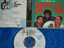 CD THE BEST of SUGAR HILL SUGARHILL GANG PCD-2533 JAPAN 1991 blues interactions