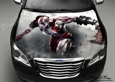 Wars Full Color Graphics Adhesive Vinyl Sticker Fit any Car Hood #090