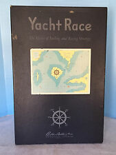 Vintage Yacht Race Board Game 1961 Complete Very Good Condition Parker Brothers