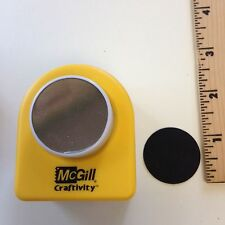 McGill Giant Button Punch - Circle -91005 - New