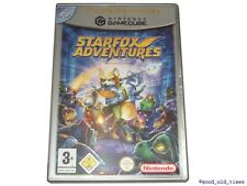 ## Starfox Adventures (Deutsch) Nintendo GameCube / GC Spiel - TOP ##