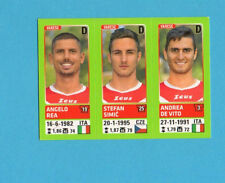 PANINI CALCIATORI 2014-2015-Figurina n.694-REA+SIMIC+DE VITO-VARESE-NEW