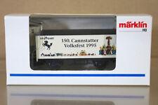 MARKLIN MäRKLIN G0011 SONDERMODELLE STUTTGART 150 CANNSTATTER VOLKSFEST 1995