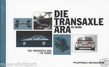 Porsche 924 944 968 928 Museum EPM 40 Years Transaxle 2016 Book factory new