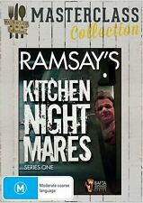 Ramsays Ramsay's Kitchen Nightmares Series Season 1 New DVD Region ALL Sealed