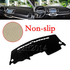 non-slip Dash Sun Cover Pad Mat Carpet Car For Kia Sportage R 2011 2012 2013