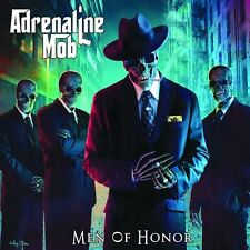 ADRENALINE MOB - MEN OF HONOR  CD NEU