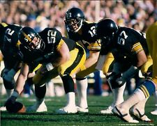 Terry Bradshaw & Mike Webster - Pittsburgh Steelers 8x10 Photo