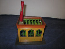 Lionel Trains 435 Prewar Power Station Terra-Cotta & Mustard