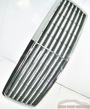 Mercedes W140 S600 From 94/03 Front Center Radiator Bumper Grille OEM 1408800583
