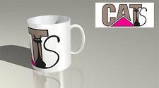 Gato web Té Café Taza/Regalo Presente Cumpleaños Novedad
