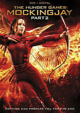 THE HUNGER GAMES:MOCKINGJAY Part 2 (DVD 2016)Nothing Can Prepare You For The End