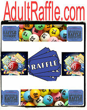 Adult Raffle .com Win Vacation Prizes Car Tour BackStage Pass Limo Domain Name
